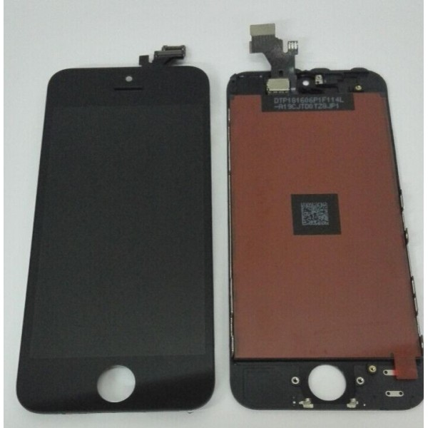 IPHONE 5G TOUCH+LCD BLACK PANTALLA COMPLETA