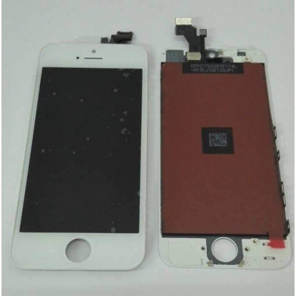IPHONE 5G TOUCH+LCD WHITE PANTALLA COMPLETA