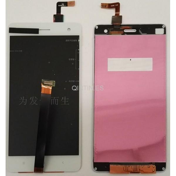 XIAOMI MI4 pantalla completa LCD+táctil blanco