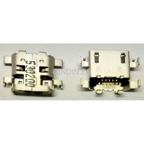 Sony M2, M2 Aqua D2303 D2305 D2306 D2403 D2406 USB de carga conector original