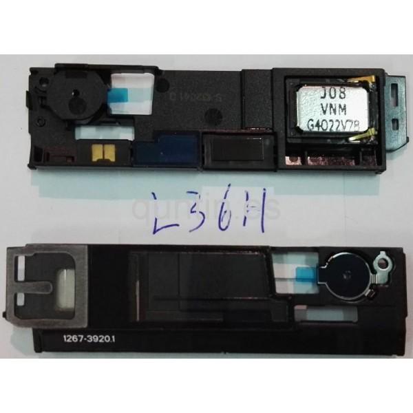 Sony Xperia Z, L36H, C6602, C6603.C6616. ALTAVOZ