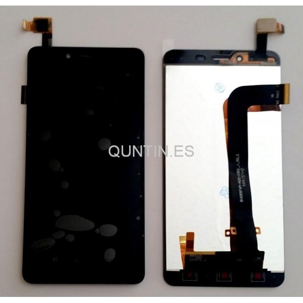 Xiaomi Redmi Note 2 Pantalla completa tac+lcd negra