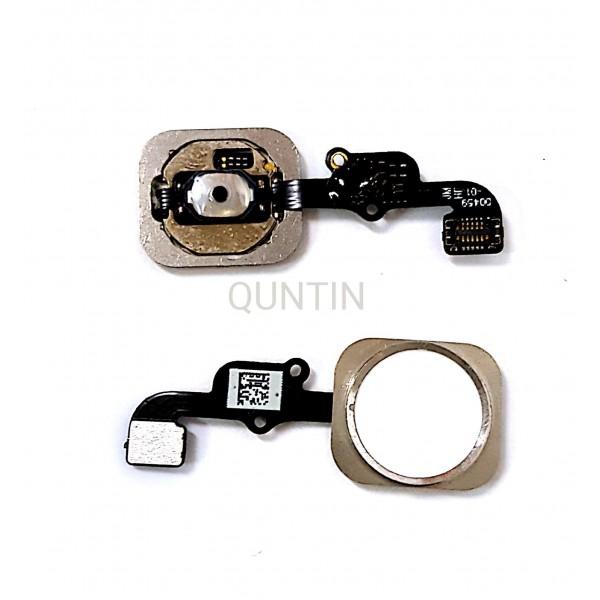 Iphone 6S, 6S PLUS, Flex con botón home blanco