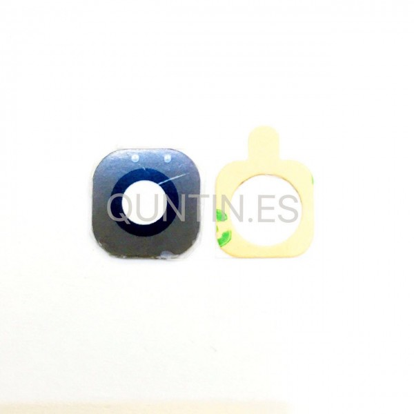 Samsung S6/S6 Edge, G920F/G925F cristal de camara trasera drada