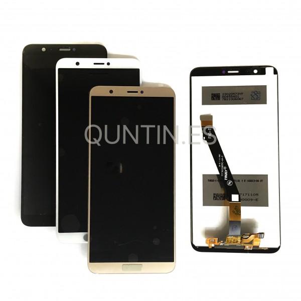 Huawei P Smart pantalla completa sin marco