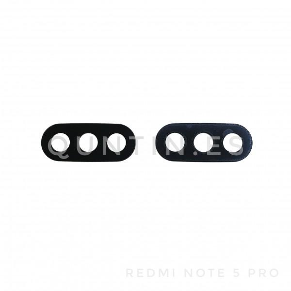 Lente de camara cristal para Redmi Note 5, Note 5 Pro