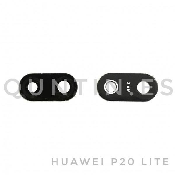 Lente cristal de camara para Huawei  P20 lite