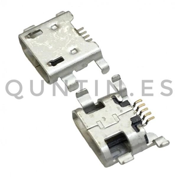 Universal Micro USB Conector 27,HUAWEI G520 G510 C8813 Y300 W2 T8951 B199