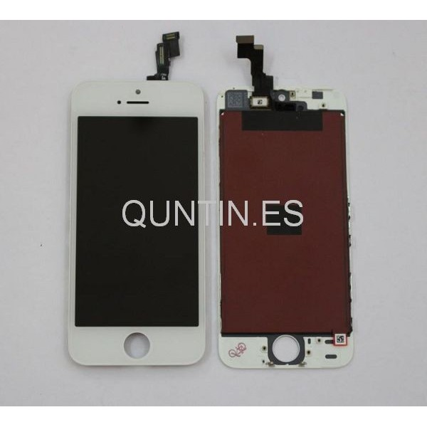 iPhone 5s TACTIL+LCD BLANCO
