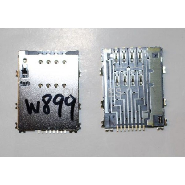 SAMSUNG TRAJETA SIM DE TABLET W999 S5750E P7500 I8530 P6800 S5250 P7100 p5100