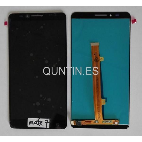 Huawei Ascend Mate 7  NEGRO  TACTIL+LCD
