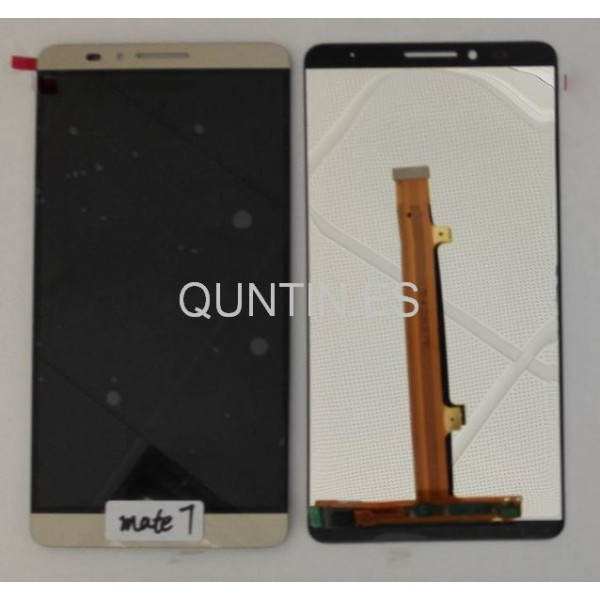 Huawei Ascend Mate 7  ORO TACTIL+LCD