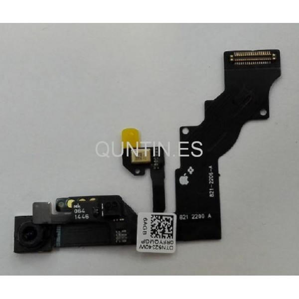 IPHONE 6 PLUS CABLE FLEX DE SENSOR,FRONTAL CAMARA,MICROFONO