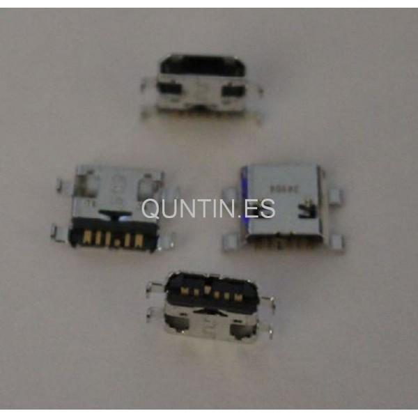 Conector Micro USB de Samsung i8160