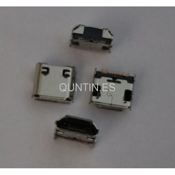 Conector Micro USB de Samsung C6712 S6352 S6802 S6358