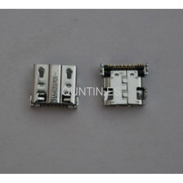 Conector Micro USB de Samsung n7100N,7102N,7105,I9500,I9505