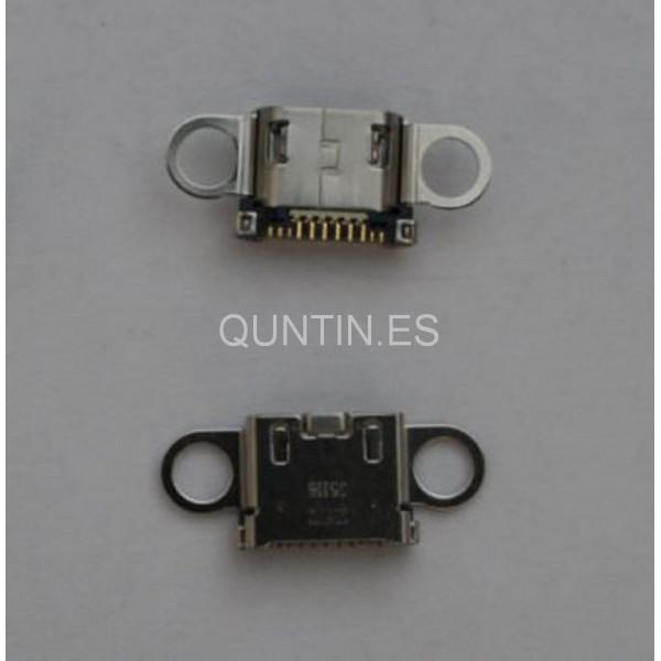 Conector Micro USB de Samsung note4 N9100,A5,A3,A7,A3000,A7000,A5000,N910F