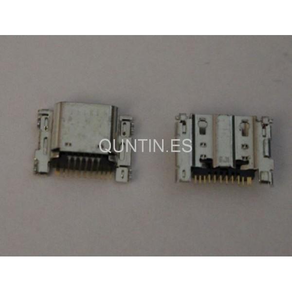Conector Micro USB de Samsung tab4 T700,T705C,T800,T805,T330