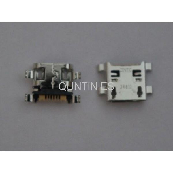 Conector Micro USB de Samsung w2013,i9080