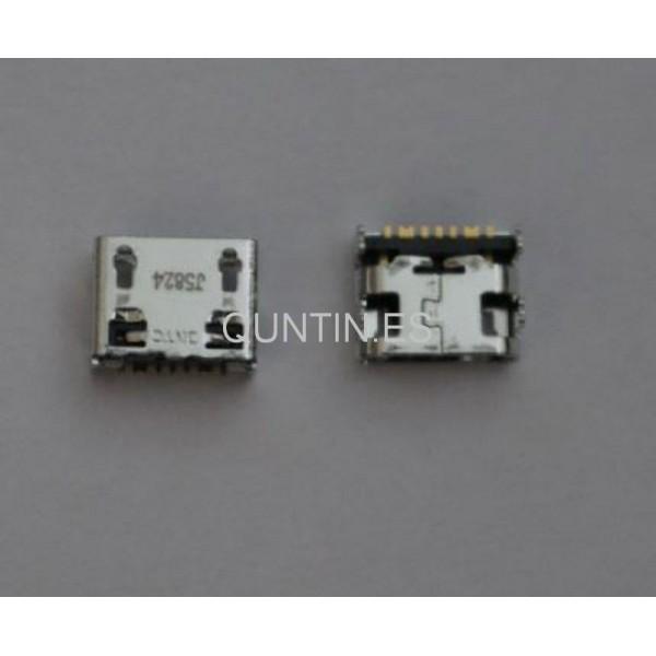 Conector Micro USB de Samsung I739 E2200 E2202 I8258 S3332 I759 I9182 W789 S7562C