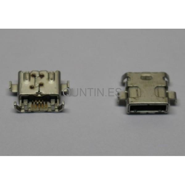 Conector USB de carga SONY LT30/MT27i