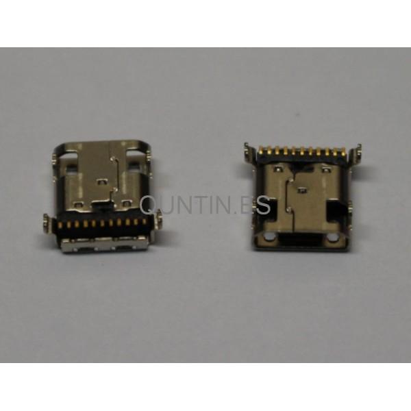 Conector USB de carga LG G2 D802 F320 D800
