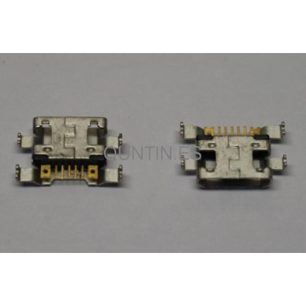 Conector USB de carga LG Optimus 3D P920 LGF240 LU6200 SU760 SU640