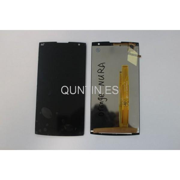ORANGE NURA TACTIL+LCD
