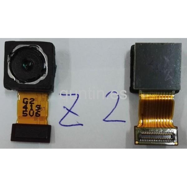 Sony Xperia Z1, L39H, L39T, C6902, C6903, C6906, C6916, C6943, Xperia Z2, D6502, D6503  Cámara trasera
