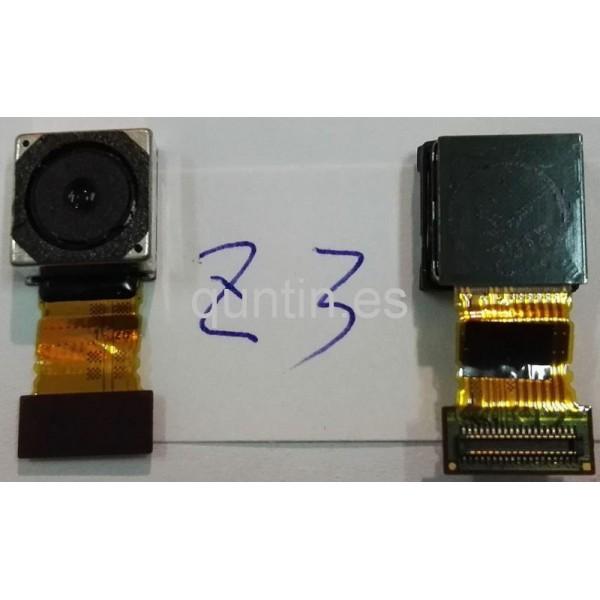 Sony Xperia Z3, D6603  Cámara trasera