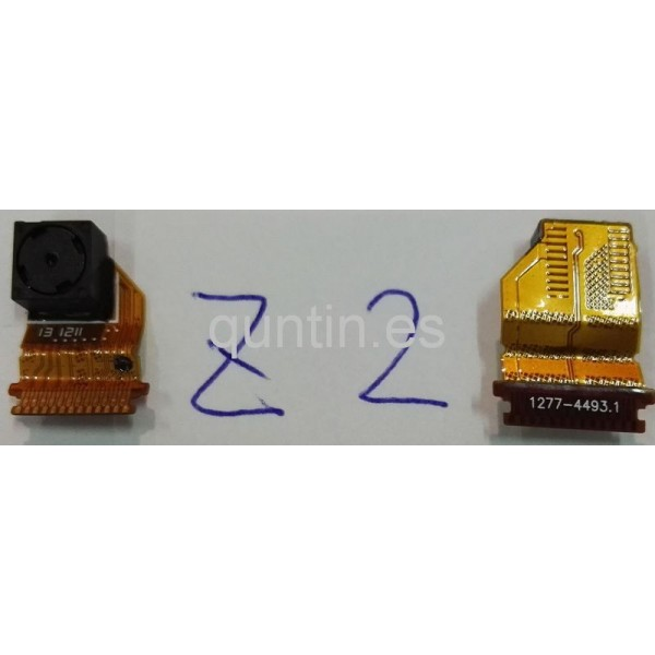 Sony Xperia Z2, D6502, D6503, D6543, L50W , Camara frontal