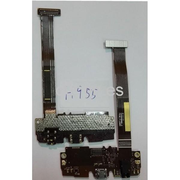 LG G Flex 2, H955 flex de carga