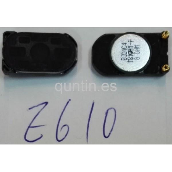 LG L5 E610 altavoz