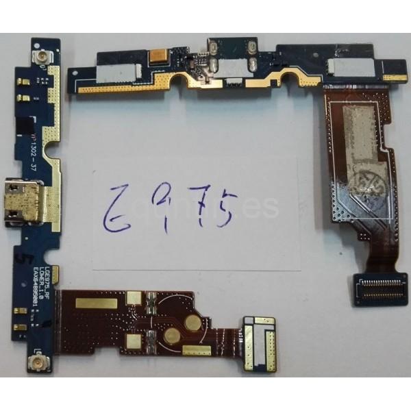 LG G E975 flex de carga