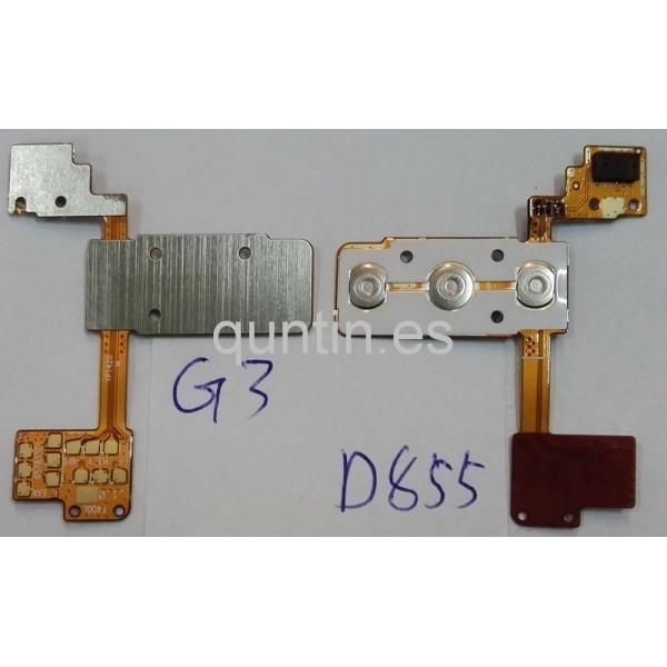 LG G3 D855 flex sensor