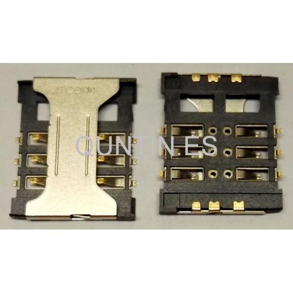 Universal conector de trajeta SIM 109