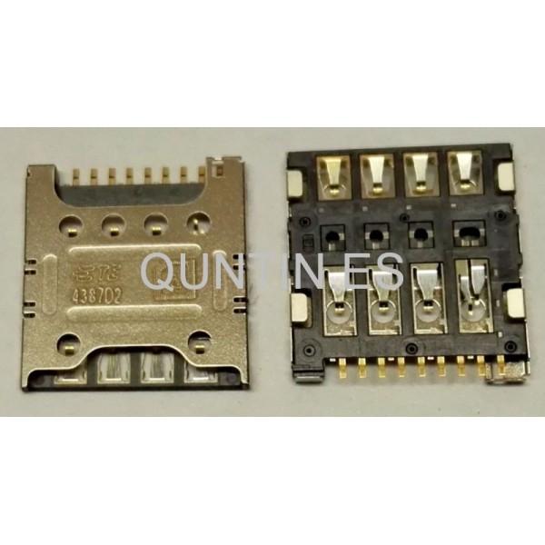 HUAWEI G620,HONOR 3C,G730,SAMSUNG 8262,LG F240 conector de SIM