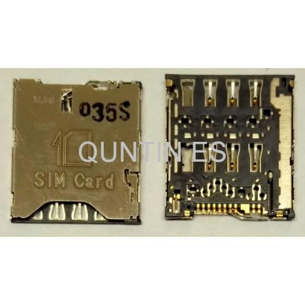 Sony SP M35H,C5303,Sony M C1905 conector de trajeta SIM
