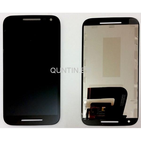 Motorola Moto G 3ª Gen,MOTO G3, XT1541 pantlla completa negra