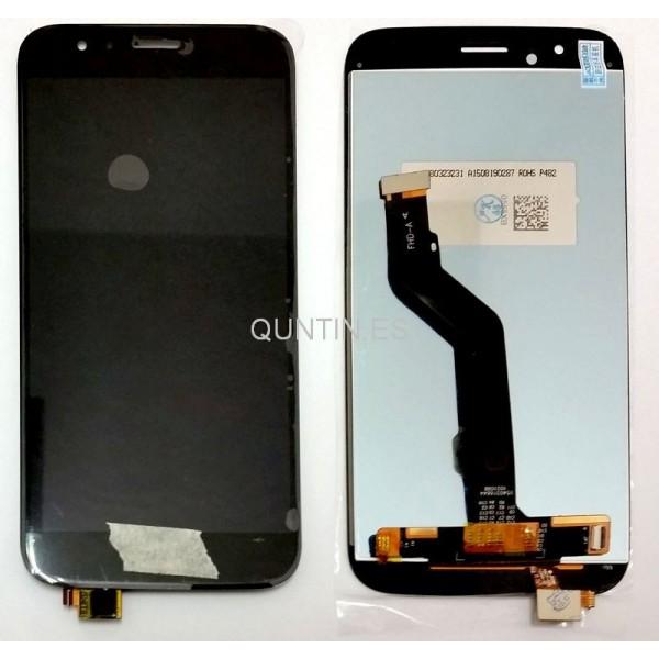 HUAWEI G8 pantalla completa negra