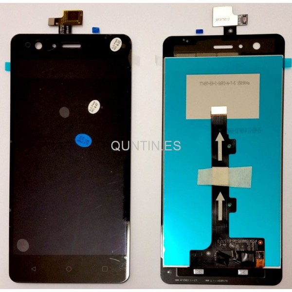 BQ Aquaris M5 黑色总成