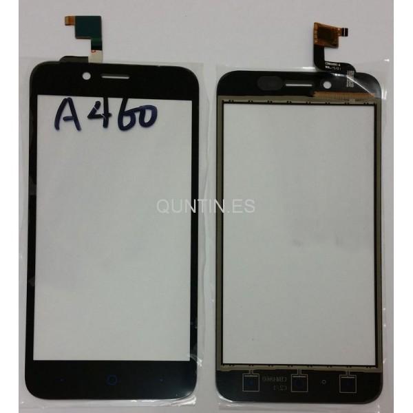 ZTE BLADE A460 pantalla tactil negra
