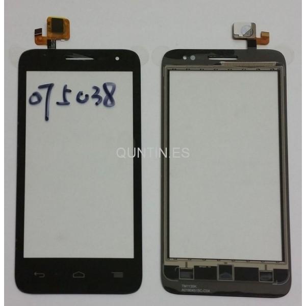 Alcatel One Touch Pop D5, 5038 5038X pantalla tactile negra