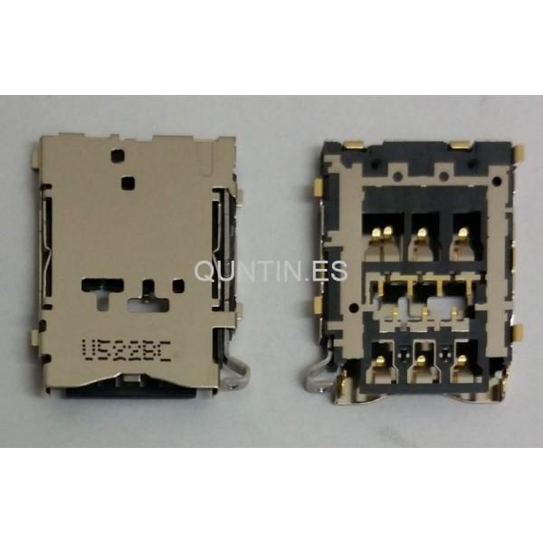 Samsung A3,A5,A7 lector SIM