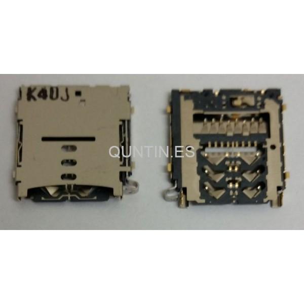 Samsung A3,A5,A7 lector SIM y MicroSD