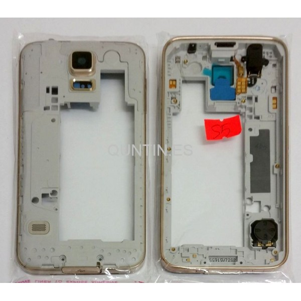 Samsung S5 G900F carcasa drada