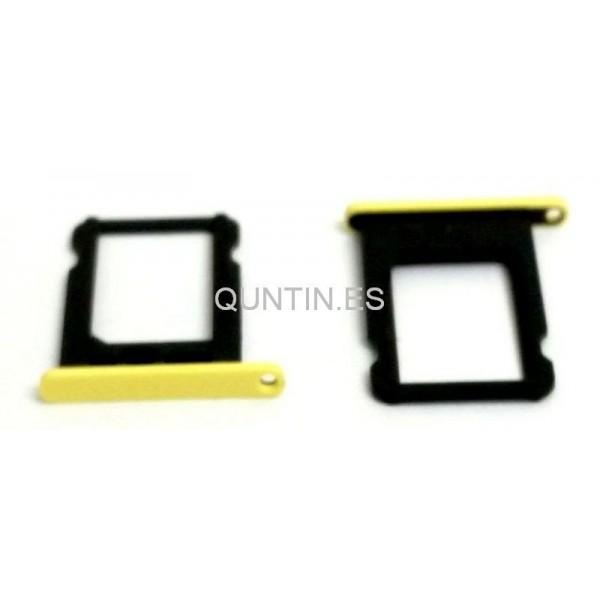 iphone 5C bandeja de SIM amarilla