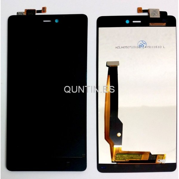 XIAOMI MI4C pantalla completa LCD+táctil negro