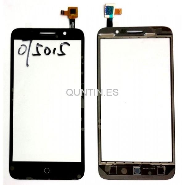 """Alcatel One Touch Pop 3 / Pixi 3 / OT 5015 / OT 5015X de 5.0"""" Pantalla táctil negra"""
