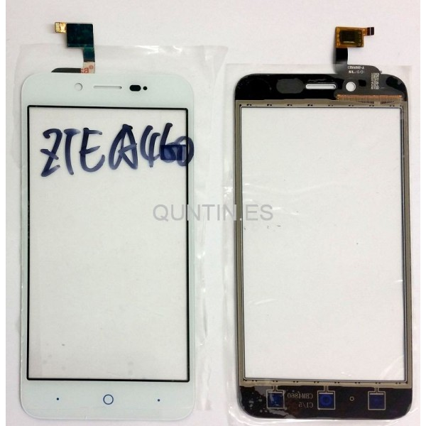 ZTE BLADE A460 pantalla tactil blanca